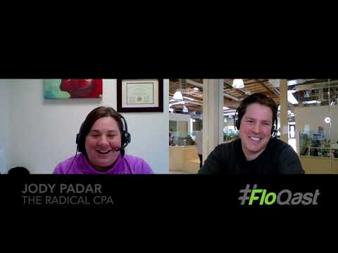 Cloud Accounting Podcast: Jody Padar, The Radical CPA
