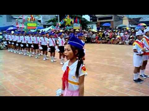 Trại Hè Xã Ngư Lộc Năm2011 Nghi Thức(Thắng Phúc)