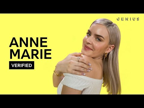 """Anne-Marie """"FRIENDS"""" Official Lyrics & Meaning 