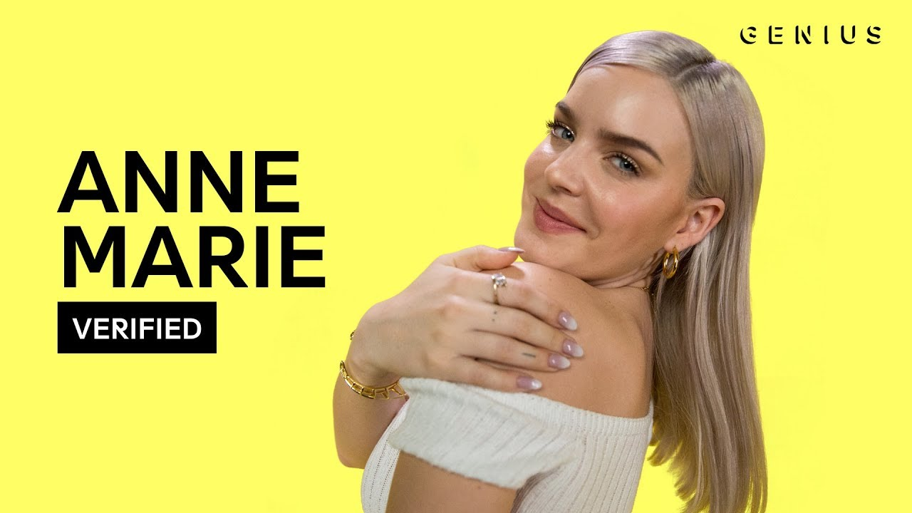 Anne Marie Friends Official Lyrics Meaning Verified