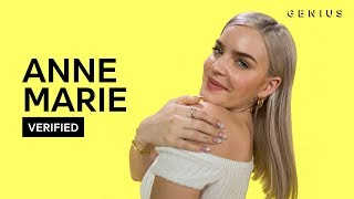 """Anne Marie """"friends"""" Official Lyrics & Meaning 