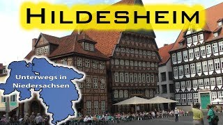Hildesheim - Unterwegs in Niedersachsen (Folge 13)