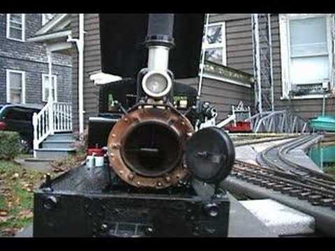 Introduction to Live Steam Shay (Part 1)