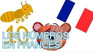 Los números en francés - Del 1 al 10 con Traposo