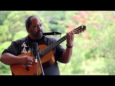 Kawika Kahiapo - East Side Slack Key (HiSessions.com Acoustic Live!)