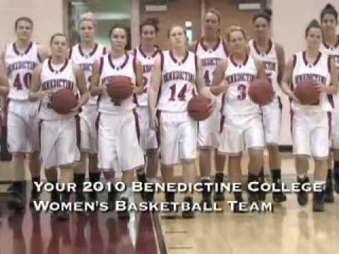 Benedictine College - Women's Basketball 2009-2010 Season