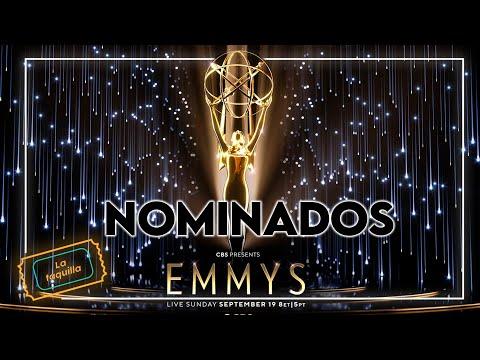 Lista completa de los nominados a los EMMYS 2021