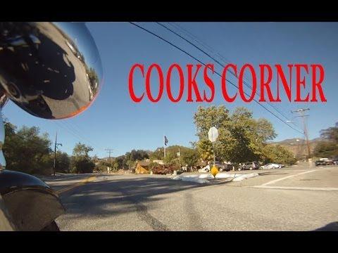 Ride to Cook's Corner. Trabuco Canyon CA