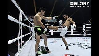 GLORY 60: Abdellah Ezbiri vs. Victor Pinto - Full Fight