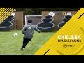 FIFA 17 - Chelsea F.C. Skill Games Challenge - Ft. Hazard, Kante, Courtois
