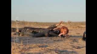Пираньи - Время и Стекло, съемки клипа