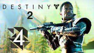 Прохождение Destiny 2 - Пещеры Золотого Века! #4