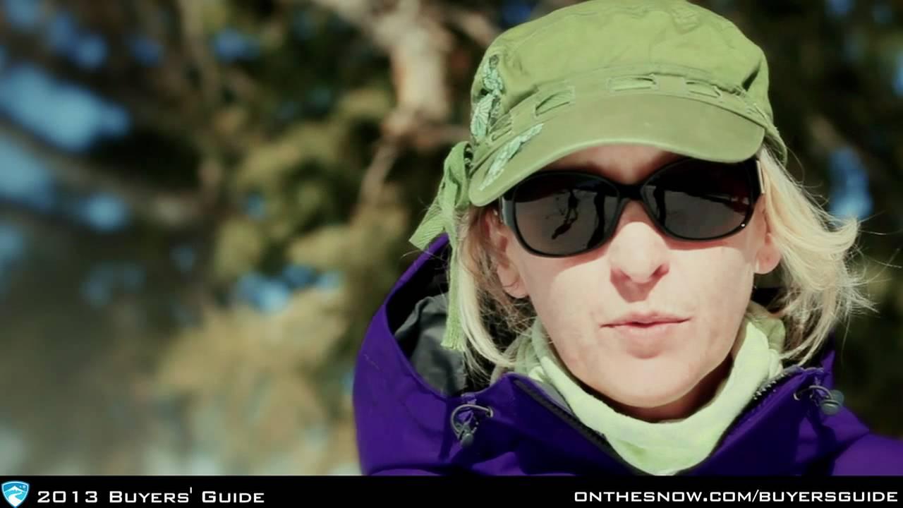 2013 OnTheSnow Ski Test: Tester Interview, Brook Sutton
