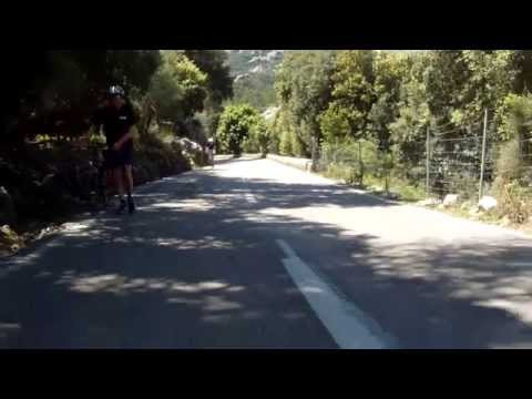Majorca 2014 - Puig Major Epic Descent