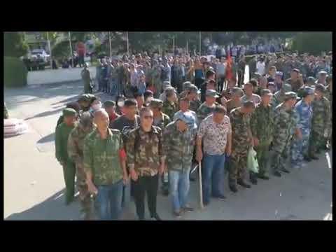 山东平度:维权被打,老兵准备木棍对抗