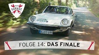 Mazda Garage mit Cyndie & Det: Folge 14 – Das Finale