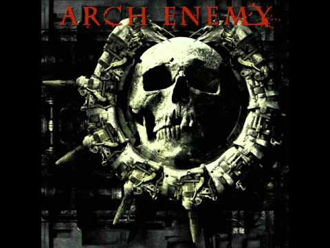 Arch Enemy - Carry the Cross (with lyrics)