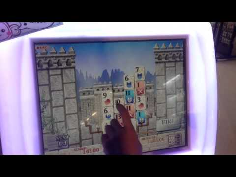 Castel Wall [TouchLive]