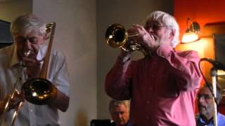 Willie The Weeper. New Orleans Wiggle Jazz Band at  Marsden J F  2015