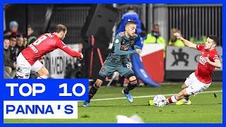TOP 10 | Panna's Eredivisie 2019