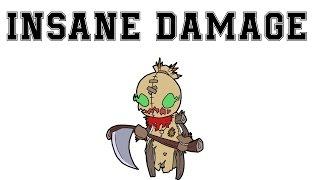 INSANE DAMAGE FIDDLESTICKS SUPPORT - League of Legends Commentary
