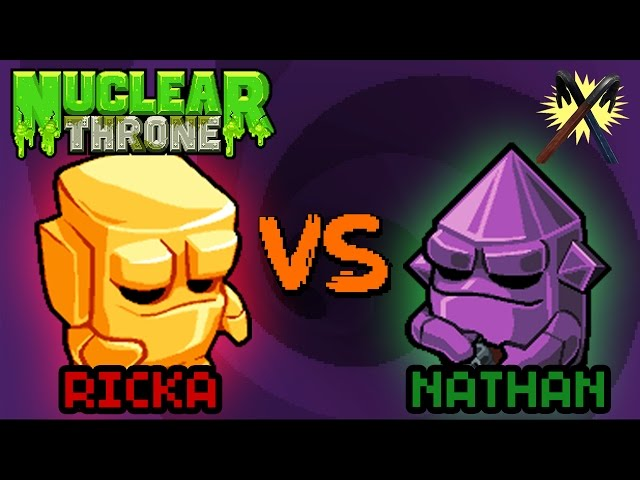 Nuclear Throne Wars - Crystal Teleport