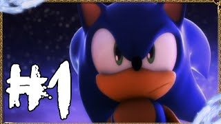 Sonic and the Secret Rings (Wii) Part 1 THIS GAME DOESN
