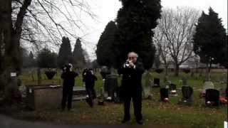Tribute Anniversary commemorations of Ransome & Marles Bombing Newark On-Trent