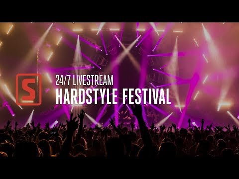 24/7 Stream | Hardstyle Festival - Best Of Euphoric, Raw & Classic