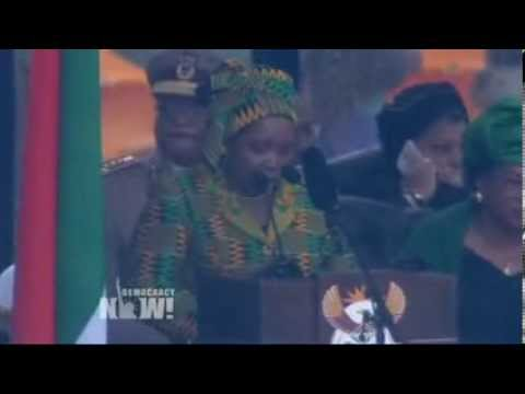 """A Pan-Africanist Hero"": Nelson Mandela Remembered By African Union Commission Chairwoman"