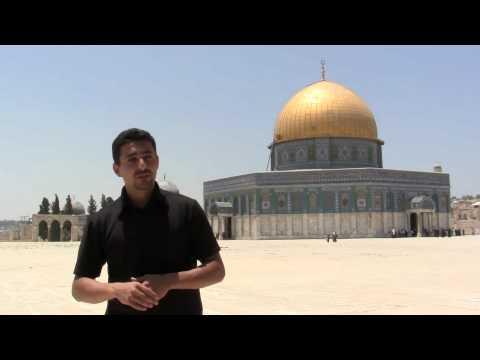 """قصيدة تميم  البرغوثي """"في القدس"""" في القدس - Poem in Jerusalem"""