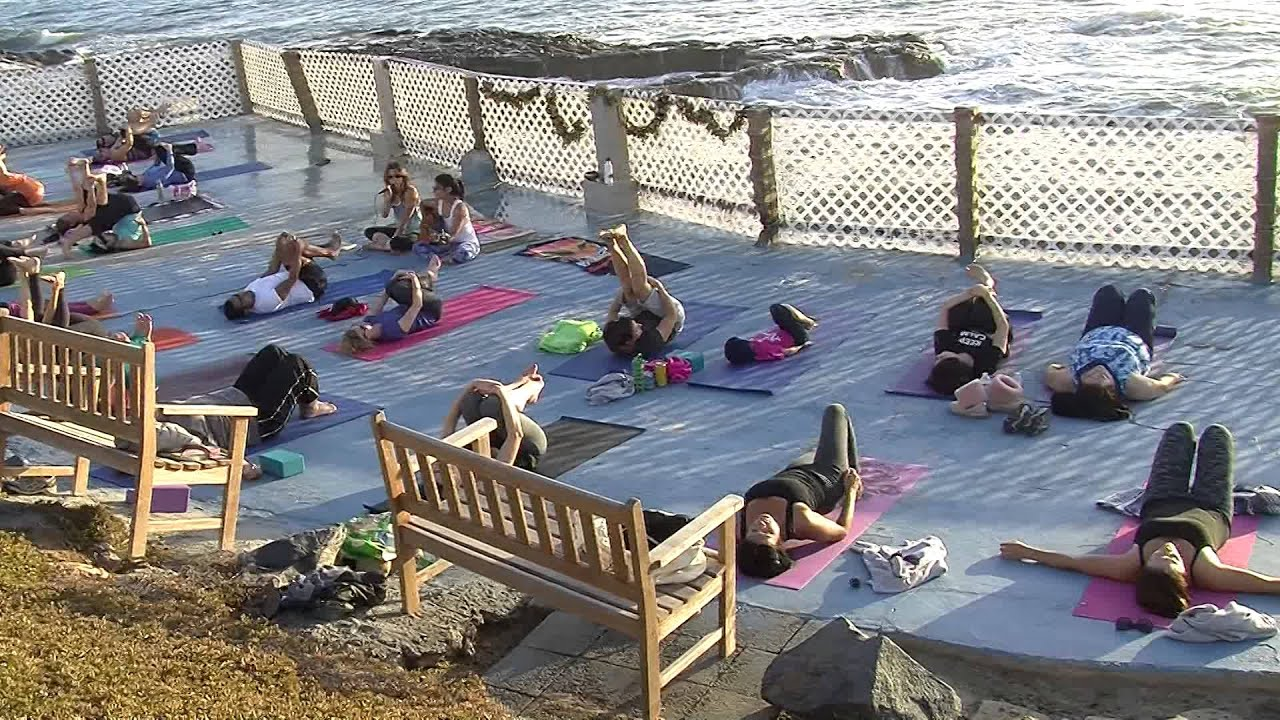 yoga inn at sunset cliffs youtube. Black Bedroom Furniture Sets. Home Design Ideas