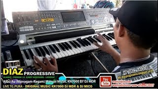 Gambar cover Alusi Au - Lagu Batak Versi Manual Music Keyboard KN7000 DJ MDR DIAZ PROGRESSIVE 2018