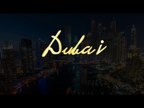 ДУБАИ: часть 1 - Дубай Марина / Бурдж Халифа / Самый высокий ресторан мира