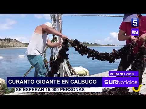 CURANTO GIGANTE 2018 EN CALBUCO