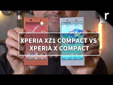 new style ade95 4b543 Sony Xperia XZ1 Compact vs Xperia X Compact: Which mini mobile is ...