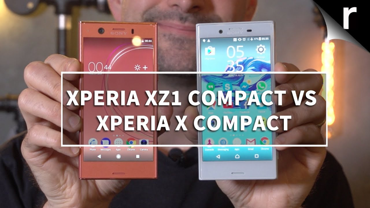 sony xperia xz1 compact vs xperia x compact which mini mobile is