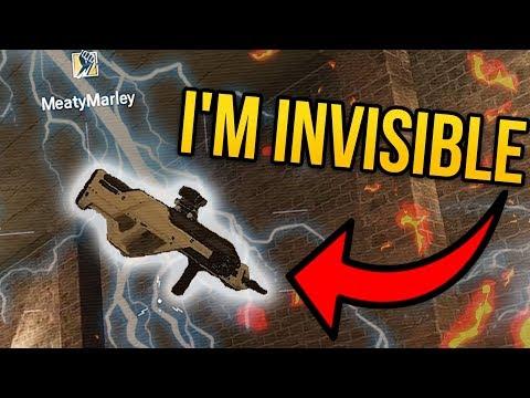INVISIBLE GLITCH! - Rainbow Six Siege