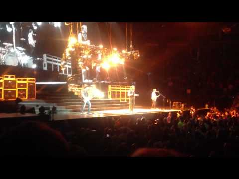 Van Halen Live @ TD Bank North Garden 3/11/2012 - She