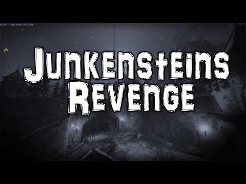 JUNKENSTEINS REVENGE (HARD MODE) - Overwatch