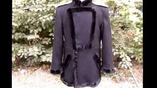 видео Сукно шинельное