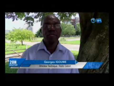 RTG/ Société - Installation d'un nouvel émetteur pour Radio Gabon