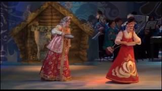 Музыкальная сказка  Морозко