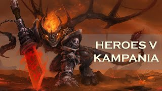 Gramy w Heroes of Might and Magic V - KAMPANIA INFERNO! #04 #live