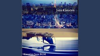 Informal Slow Jazz Quartet with Tenor Sax for Japanese Kissaten
