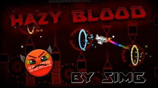 HARDEST 7★ LEVEL - Hazy Blood - by Lunar SIMG
