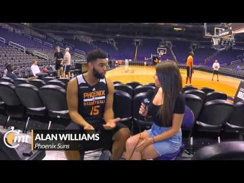 La NBA viene a México y Alan Williams te lo cuenta en su Lado B