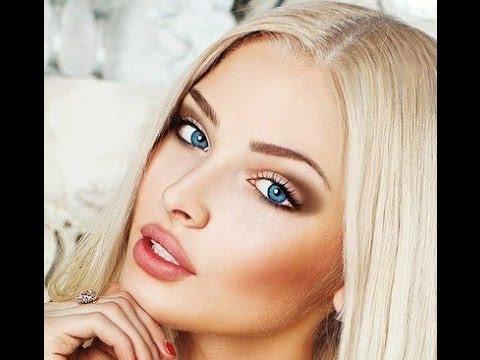 Девушки Порно фото блондинок и брюнеток Гламурные голые