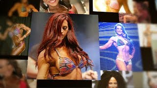 Muscle Dazzle makes the best competition bikinis and figure suits i...