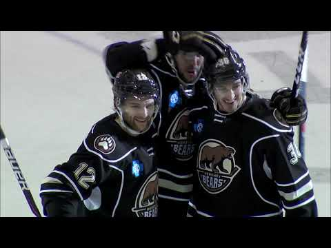 Hershey Bears Vs Springfield Thunderbirds